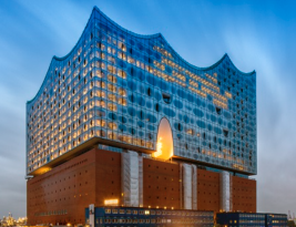"Letter from Hamburg, where the new Elbphilharmonie ""cost"" homes for 5000 people…"