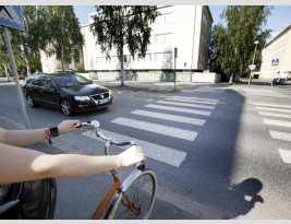 """More accidents on pedestrian crossings – police chief says, """"We need fewer better crossings""""!"""