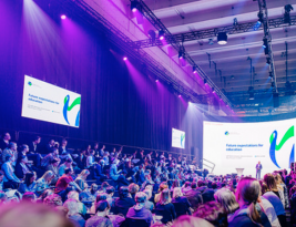 "Finland's innovative SLUSH event has a brother called ""Dare to Learn!"""