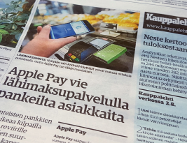 How will countries like Finland's handle simple payments in the future? It is all about banks…