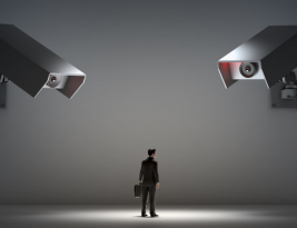 Big Brother is watching all the time – Private and public surveillance is ubiquitous