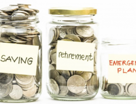 How to save for your pension…