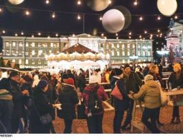 Christmas Celebrations in Helsinki – December 2017