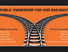 UK Private Rail operators are to be bailed out by UK government! The Finnish Transport Minister has fed voters false information!
