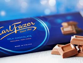 Finnish Flavors and Fazer Chocolate Bars