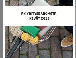 The Federation of Finnish SME's publishes a bullish economic barometer