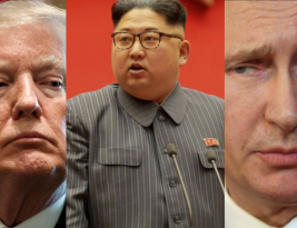 Trump, North Korea's Kim and Putin, the nuclear option and New Zealand Boltholes