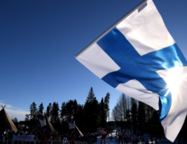 Finns are satisfied, but are definitely not the happiest folk in the world