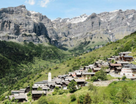 How a Swiss mountain village made headlines worldwide