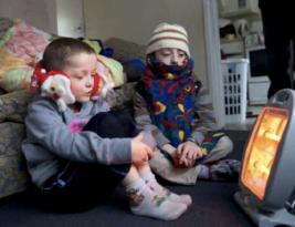 4 million UK children too poor for healthy diet