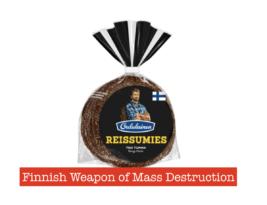 Helsinki Airport SandwichGate Scandal