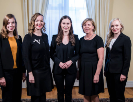 Finland – Women Power