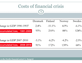 Sweden vs Finland – The Currency or the Economy?