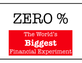 World's Biggest Financial Experiment is a Bummer