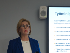 Employment Policy Reform in Finland