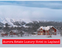 Two Ladies & Luxury Hotels in Lapland