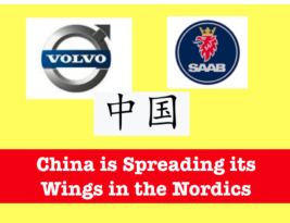 Chinese Swoop into Sweden