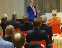Good News & Bad News from FinTech Trade Seminar