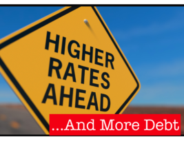 Interest Rate & Government Policies Fail Badly