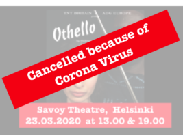 Show Cancelled – They may come later…