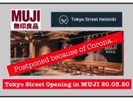Tokyo Street & Muji Offer Safe Solutions