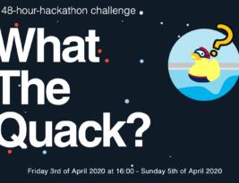 WhatTheQuack – Big Open Corona HackaThon