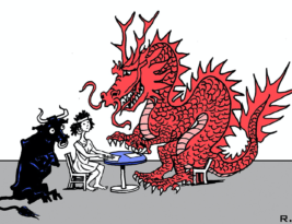 Europe's Relationship with China?