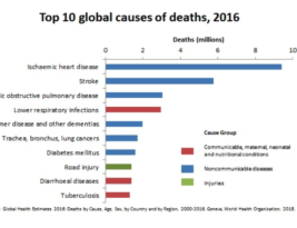 Virus Deaths Threat Worse Than Reality