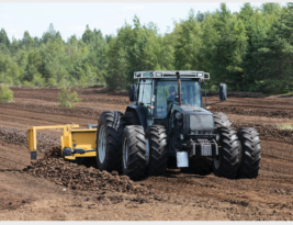 Finland's Dirty Secret – Extracting Peat for Energy