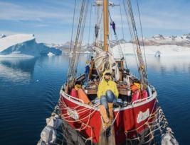 Icelandic Sea Explorer Docked by Virus in Ingå, Finland