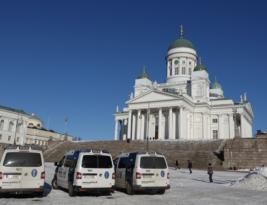Helsinki in political turmoil